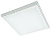 люминесцентные потолочные светильники с опаловым рассеивателем LEVANTO T8/T5