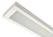 белые светодиодные накладные светильники с опаловым рассеивателем TUCANA M LED