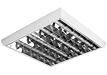 накладные потолочные растровые светильники BREEZE LED