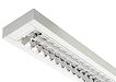 люминесцентные накладные светильники с зеркальной решеткой TUCANA T5