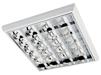 растровые подвесные светильники для офиса BREEZE DPAR