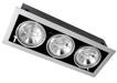 светодиодные встраиваемые карданные светильники PEGASUS LED 3x