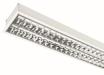 линейные встраиваемые светильники из алюминиевого профиля SERPENS D T5 PAR
