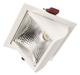 белые поворотные светильники CORVUS LED