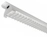 модульные светильники с диффузным отражателем белого цвета BLADE WHT LED