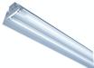 модульные светильники с диффузным отражателем белого цвета BORA T8 SYMMETRIC