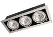 встроенные направленные светильники с поворотными лампами PEGASUS 3x