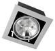 встроенные направленные светильники с поворотными лампами PEGASUS LED 1x