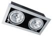 двойные поворотные светильники PEGASUS HID 2x