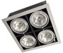 светильники карданного типа PEGASUS 4x