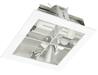 квадратные встраиваемые светильники TETRA MR4