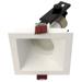квадратные точечные светильники типа downlight CRATER ANGLE LED